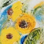 Sonnenblumen von Antje Strang