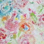 Rosa Blütenmeer im Garten von Antje Strang
